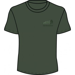Krav Maga Military Armed Forces T-Shirt / Military Combat System