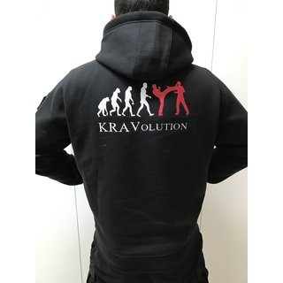 KRAVolution Full Zip Hoodie XL