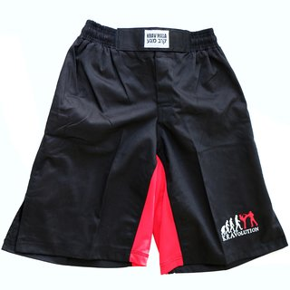 Short pants for the Krav Maga Training - Kravolution with stretch insert L