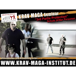 Krav Maga Protect the ones you Love Seminar am 18.06.2016 in Köln mit Krav Maga Experten