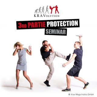 Krav Maga Protect the ones you Love Seminar am 11.02.2017 in Köln Deutz