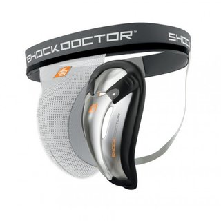 Shock Doctor Supporter with Bioflex Cup Groin Guard for Krav Maga