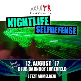 Nightlife Self-Defense Seminar