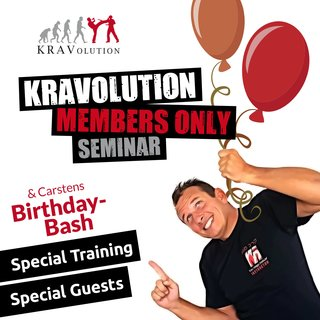 Members Only Seminar & Birthday Bash