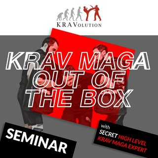 KRAV MAGA OUT OF THE BOX Seminar