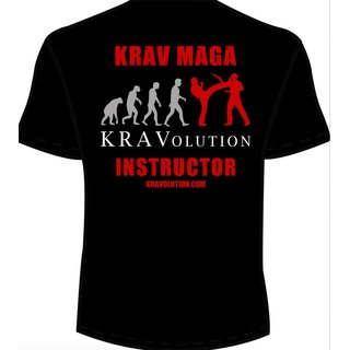 KRAVolution Civil Instructor Shirt