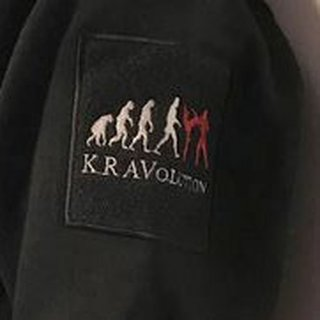 KRAVolution Instructor Full Zip Hoody