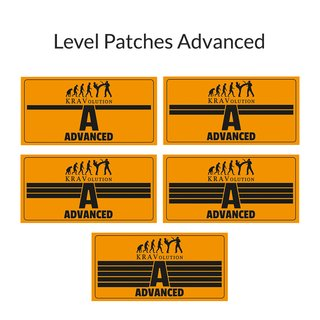 KRAVolution Advanced Level Patch