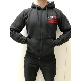 KRAVolution Instructor Full Zip Hoody L