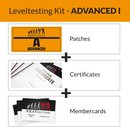 KRAVolution Advanced Level Patch Package Advanced 1...