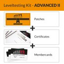 KRAVolution Basic Level Patch Advanced 2 Zertifikat...