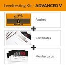 KRAVolution Advanced Level Patch Package Advanced 5...