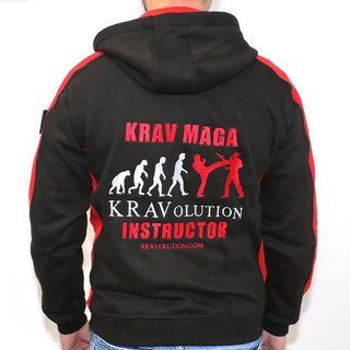 KRAVolution Krav Maga Instructor Hoodie