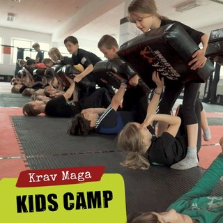 Krav Maga Camp for Kiddy, Kids and Teens