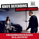 Krav Maga Knife Defending Outdoorseminar - im & am PKW