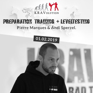 Preparation Training incl. Leveltesting