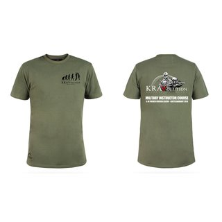 KRAVolution Military Instructor Shirt - Castelnaudary 2018
