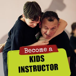 KRAVolution Krav Maga KIDS Instructor Kurs