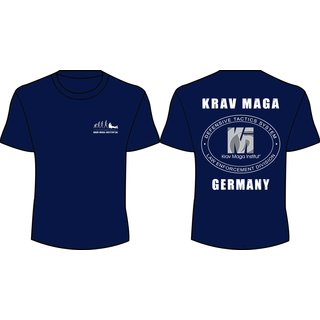 Krav Maga T-Shirt Law Enforcement Division XXL